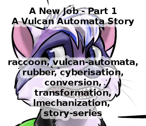 A New Job - Part 1