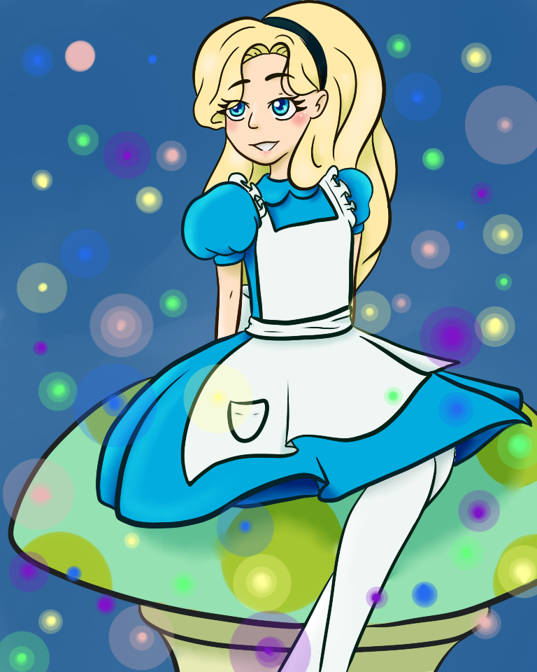 Most recent image: Alice