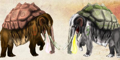 Derifei Species Doodle