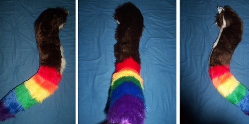 Winterthedemonfox Roo Tail Commission