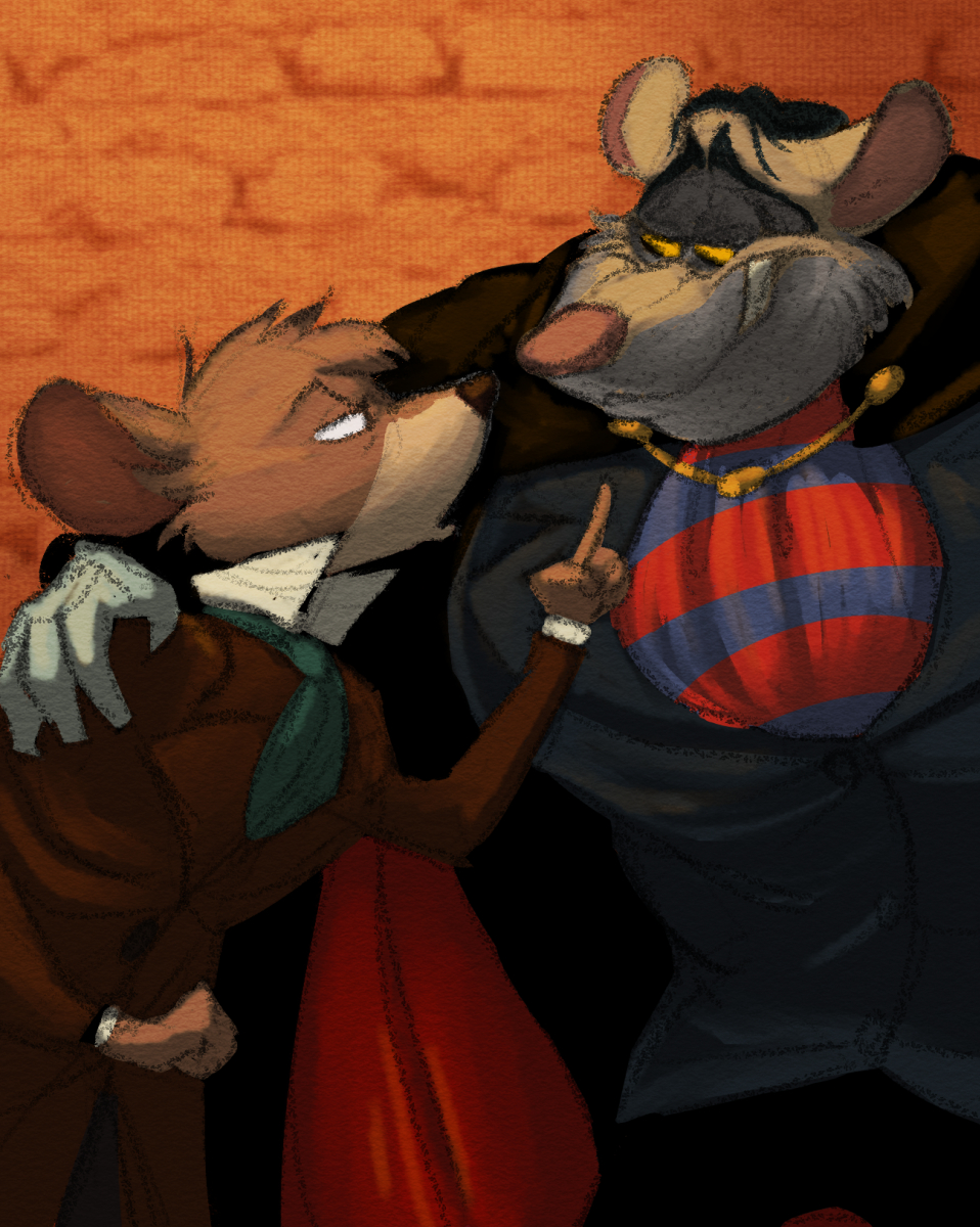 Basil & Ratigan