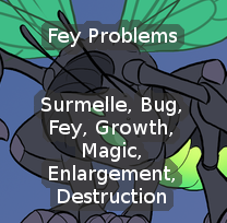 Most recent image: Fey Problems