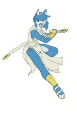 Swordmaster Krystal WIP