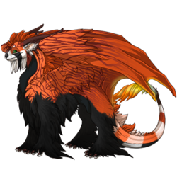 Firefox F Tundra Accent for FR Flameforger's Festival