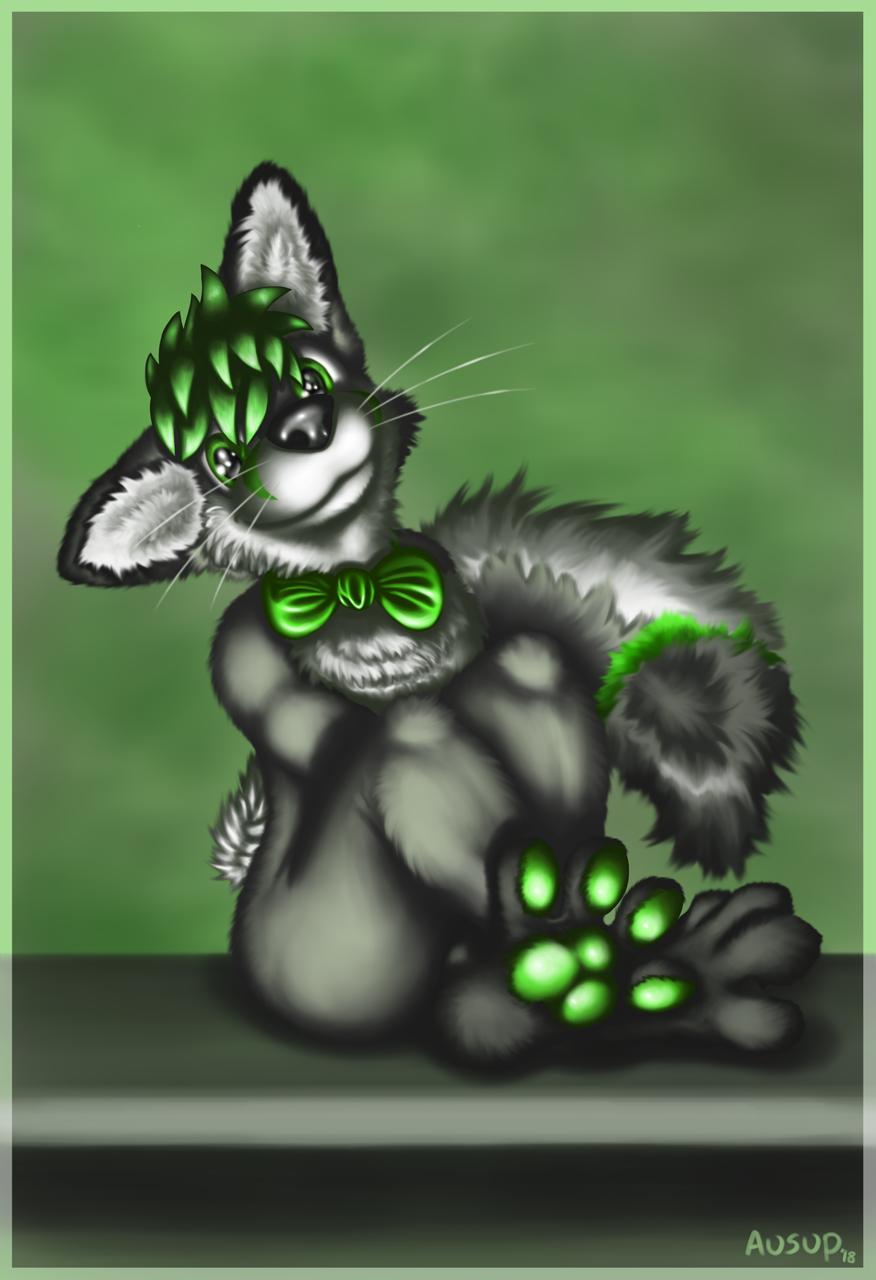 [PINUP] Keaton, the Fox