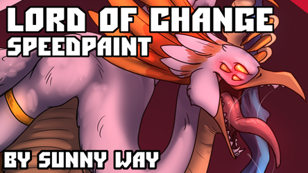 Lord of Change - Speedpaint
