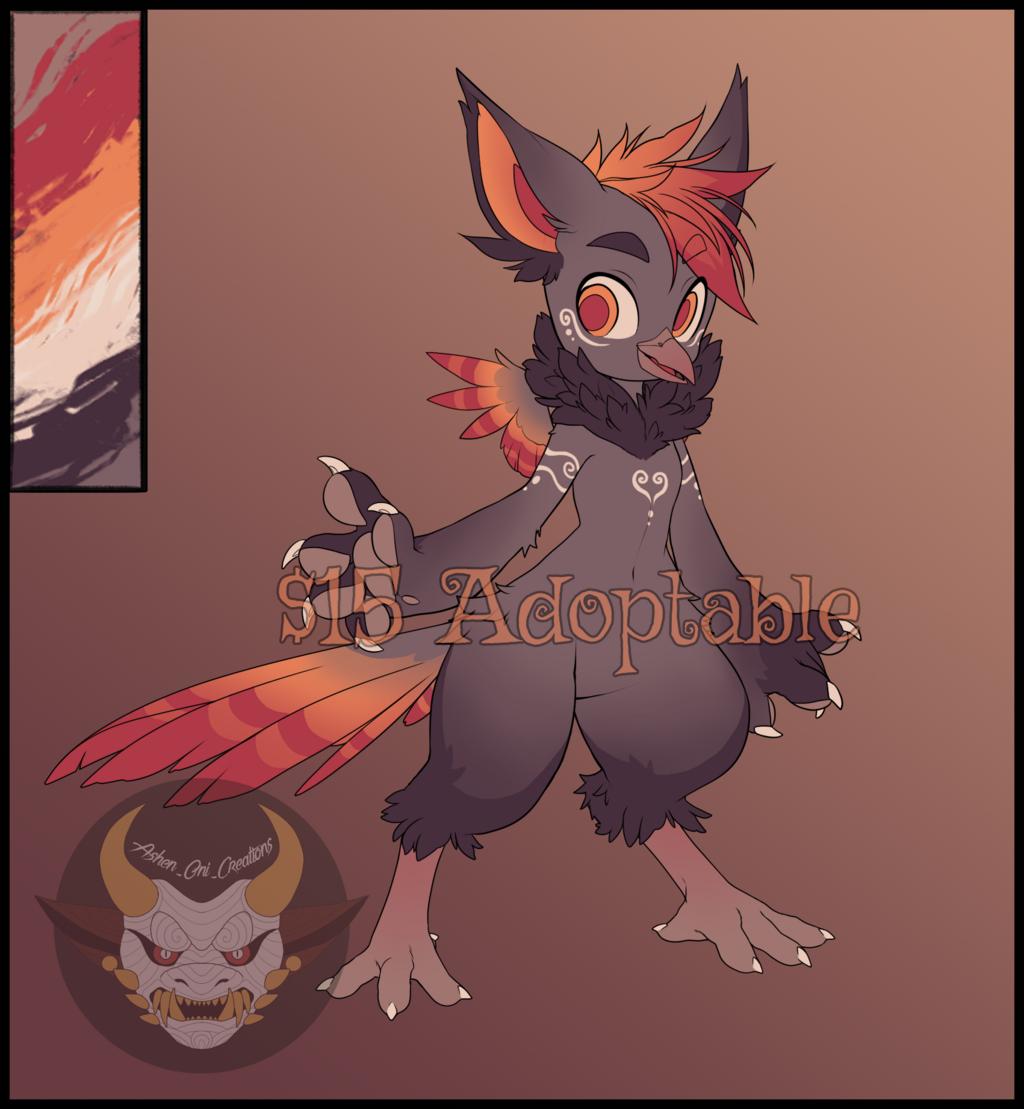 Adopt - Avian #1