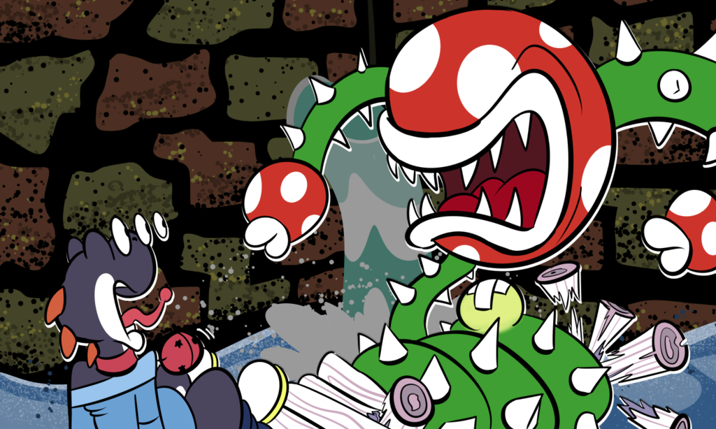 Most recent image: Boss Fight part 4