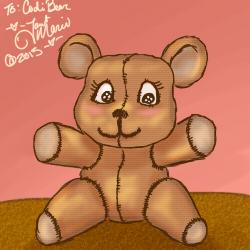 CodiBear Teddy-Bear