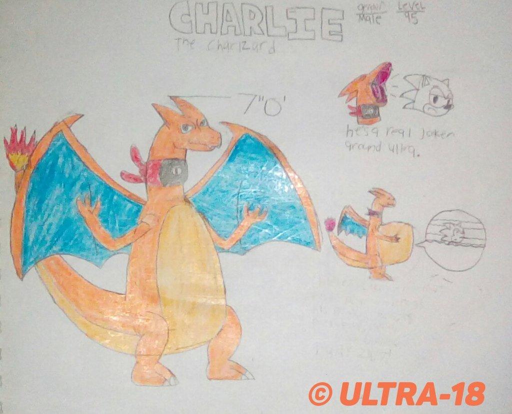 Charles the charizard