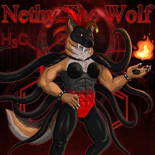 Neilrex Husky - Nethy The Wolf