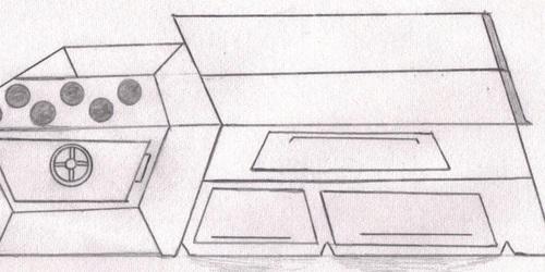 """DE """"Endgame II"""" Nuclear Missile Launcher"""