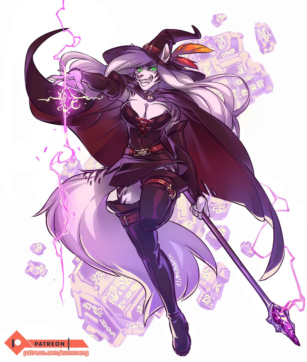 Rune Witch - October Vote Winner