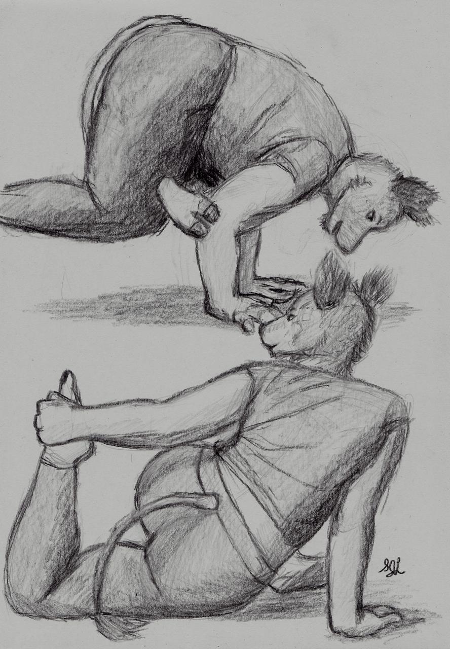 Boar Yoga