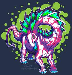 Radioactive Amargasaurus