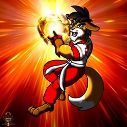 Son Goku-Mike