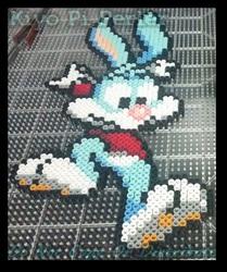 Jumping Buster Bunny (premelt)
