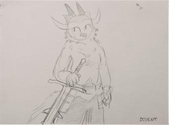 Vesper sketch