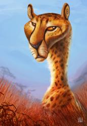 Deformed Cheetah