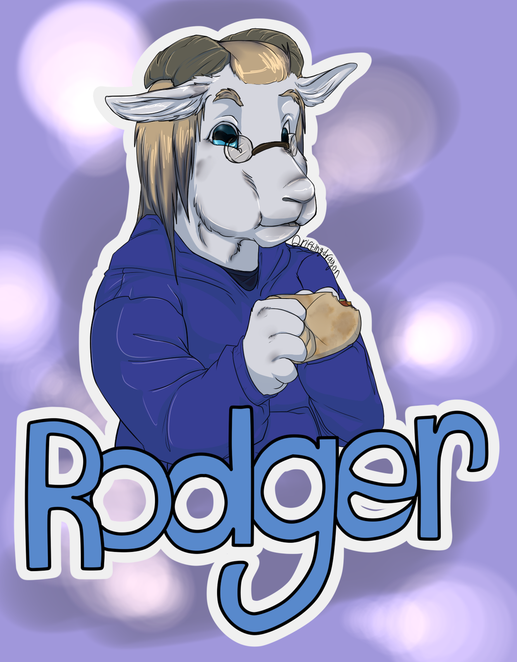 Rodger Badge