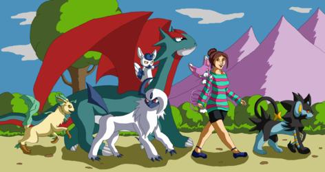 Pokemon Adventures - Commission