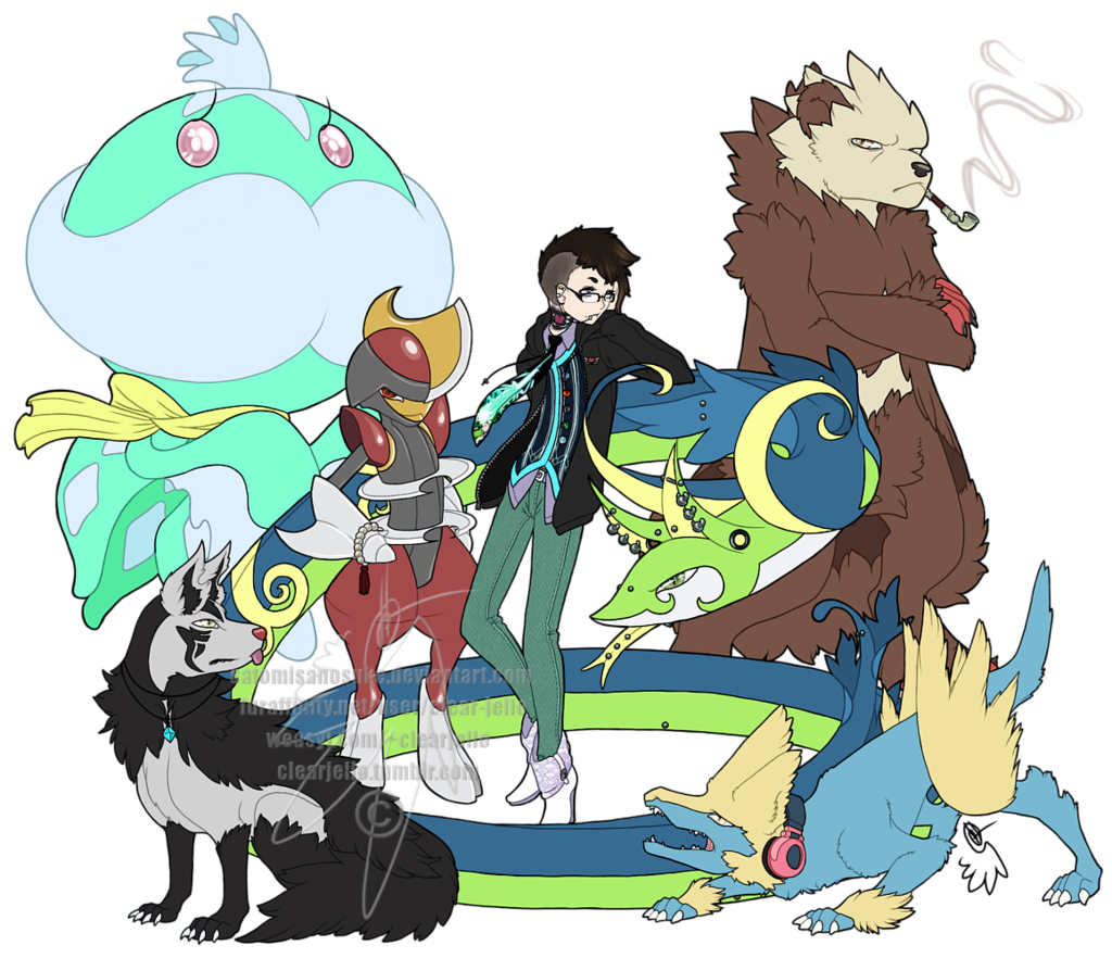 Dramatical Pokemon!