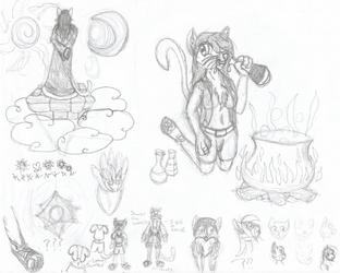 More Random Shinskii Sketches