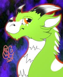 Commission Dragon