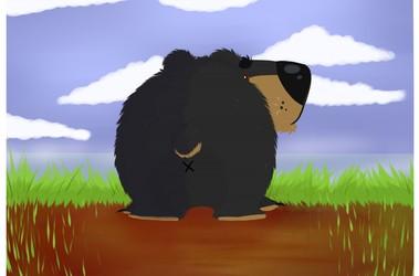 Bear Bum - Day08 [GIFT]