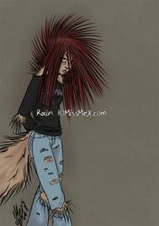 Teen Rain