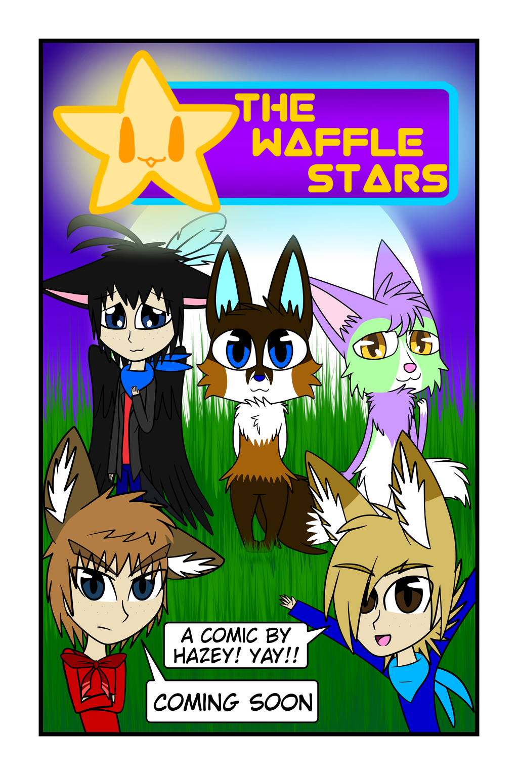 Coming Soon: The Waffle Stars