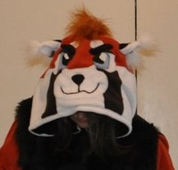 Cassius the Red Panda Kigu