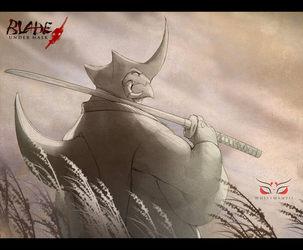 Blade Under Mask: Company