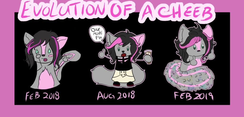 Evolution of a Cheeb
