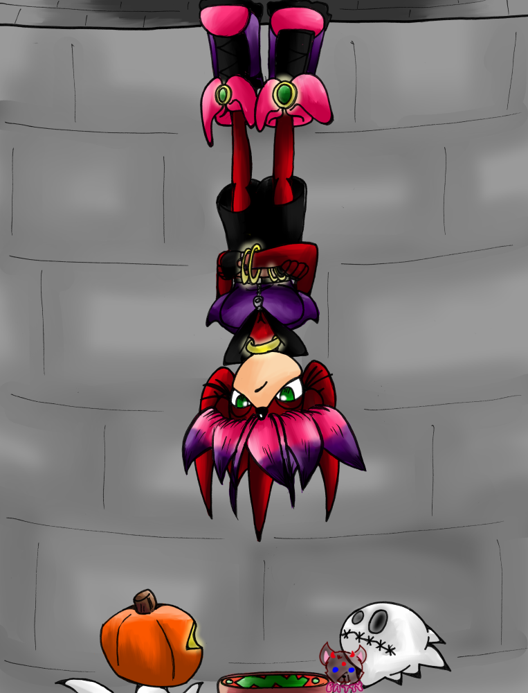 zone series #5:  hang castle
