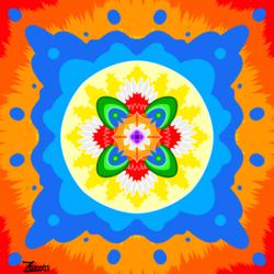 Fiddles Mandala
