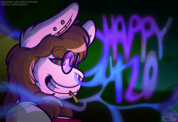 {P} Happy 420