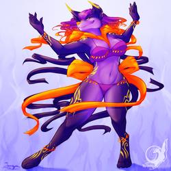 Moira Dancing