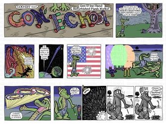 Gon' E-Choo! Strip 63 (www.gonechoo.com)