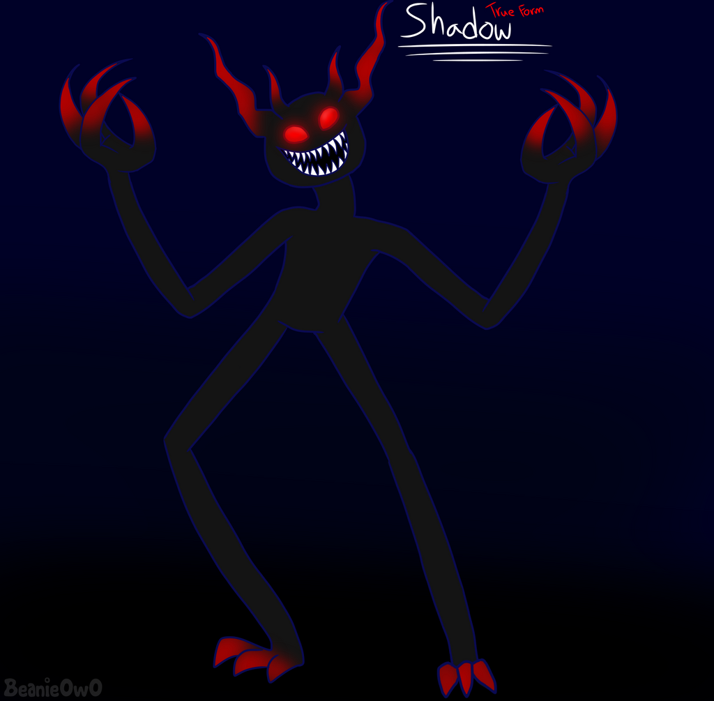 Shadow's true form (redesign)