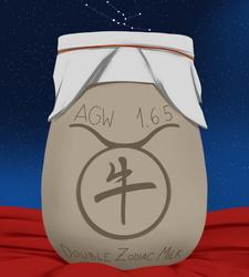 Flask of AGW 1.65
