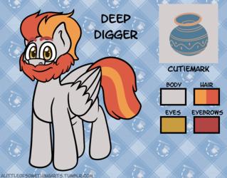 Deep Digger Reference