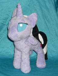 Alicorn OC pony plush