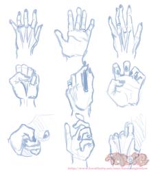 Practice: Hands