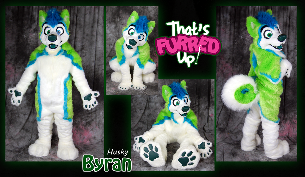 Byran Fullsuit Commission