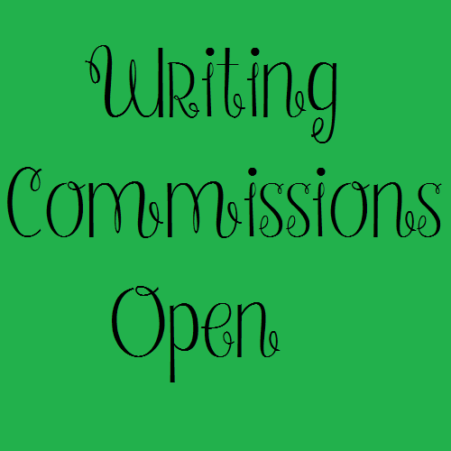Most recent image: Writing Commissions Open!