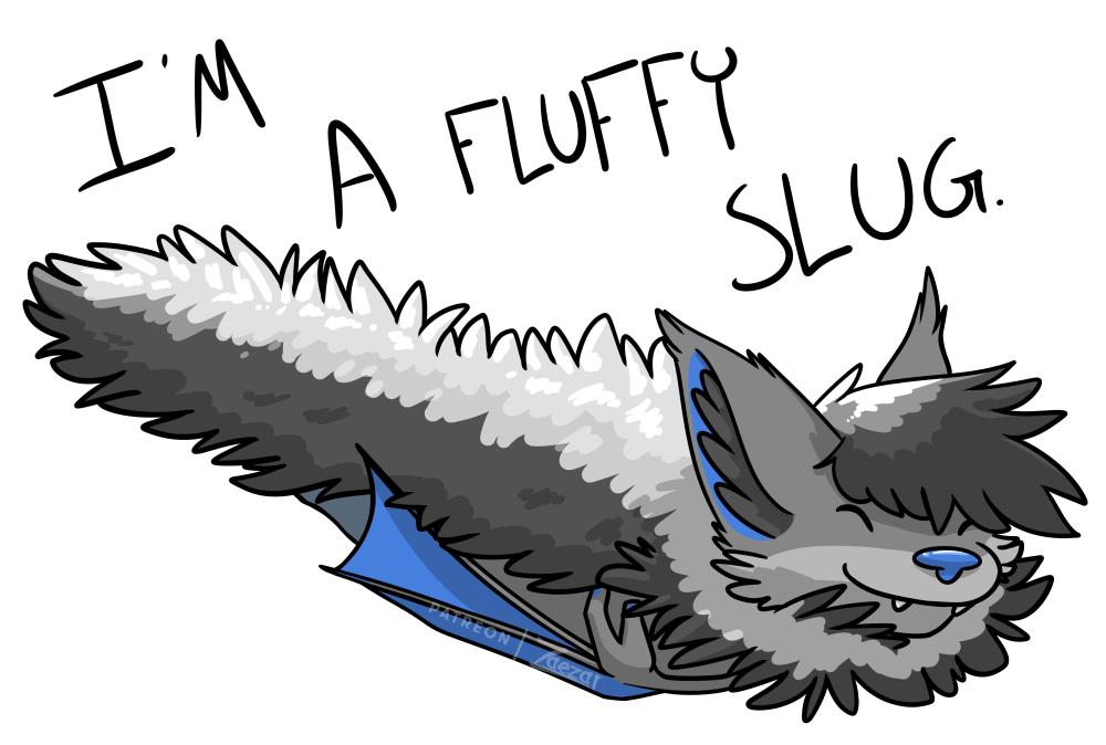 [Patreon] Fluffy Slug