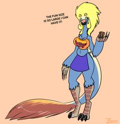 Tall Gal Gets Thigh Queen