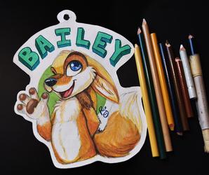 Bailey badge
