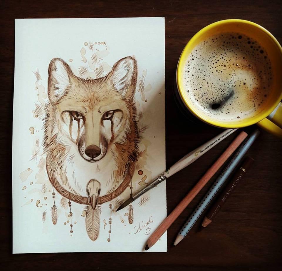 coffee tears